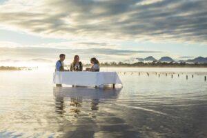 Saffire Frecinet luxury hotel in Tasmania